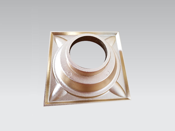 Aluminium Alloy Die casting Product with Oxidized Finish